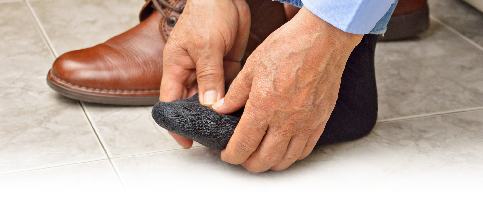 Why Foot Care is Important for Seniors