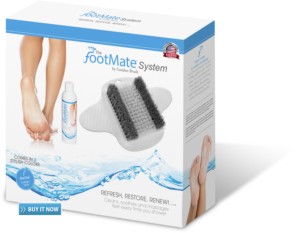 7f5a9aef82ee0 The FootMate® Foot Transformation System® is for anyone who wants to  experience the benefits of a soothing foot massage while taking better care of  their ...